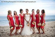 Outer Banks, North Carolina destination wedding by ALC Wedding Photography at Koru Village.