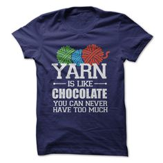 You Can Never Have Too Much Yarn