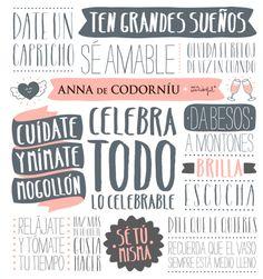 mr wonderful & anna codorniu