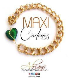 Especiales en Maxi Cadena #maxicollares