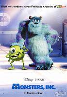 Monster's Inc- possibly the Greatest Pixar film. Disney Films, Walt Disney, Childhood Movies, Kid Movies, Great Movies, Children Movies, Monsters Inc Movie, Scary Monsters, Monsters Ink