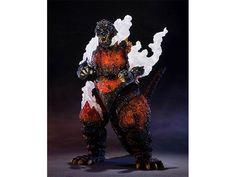 S.H. MonsterArts - Godzilla 1995 Ultimate Burning Version - Godzilla Figures