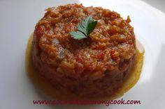 Mis recetas Mycook: Pisto