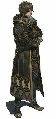Human Investigator - Pathfinder PFRPG DND D&D d20 fantasy