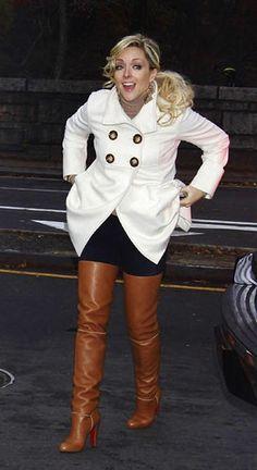 Jane Krakowski 17 | Celebrities in High Boots | Flickr