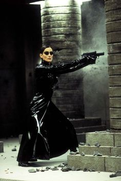 The Matrix characters 7 female characters from horror films to channel this Halloween Anita Pallenberg, Jane Seymour, Cher Horowitz, Winona Ryder, The Matrix Movie, Matrix Film, Carrie Anne Moss, Easy Halloween Costumes, Costume Ideas