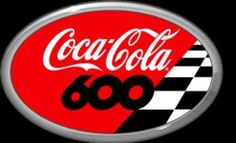 The Nascar Sprint Cup Series Coca-Cola 600, from Charlotte