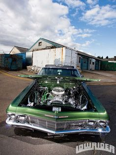 Classic Car News Pics And Videos From Around The World Chevrolet Impala, 1965 Chevy Impala, Lowrider, My Dream Car, Dream Cars, Hydraulic Cars, Cypress Hill, Ride 2, American Muscle Cars