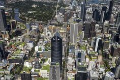 Seed fund established to grow a greener Melbourne CBD.