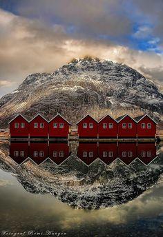 Sunndalsøra in Norway