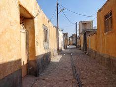 Laft village Iran