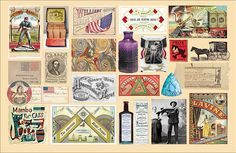 If you like ephemera, you'll love this site!