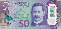 New Zealand's 50 Dollar Note