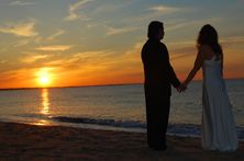 Beach Wedding elopement package, Justice of the Peace Wedding Chapel in Virginia Beach