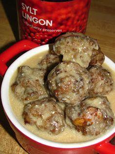 Swedish Meatballs with Gravy
