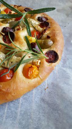 astridkokk - Med ønske om å gi inspirasjon og glede med kake -og matoppskrifter som alle klarer å lage. Vegetable Pizza, Baking, Vegetables, Bakken, Vegetable Recipes, Backen, Sweets, Veggies, Pastries