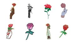 Why You're Suddenly Seeing Rose Designs On Everything