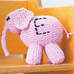 Toy and doll patterns to knit, sew and crochet  Looking for a new project to knit, sew or crochet? Look no further than this collection of free patterns for toys and dolls, from soft blocks for baby to a cute knitted monkey or elephant.