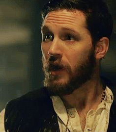 GIF: Tommy as Alfie Solomons - Peaky Blinders / TH0081