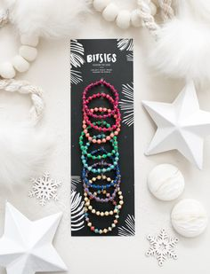 31 bits bracelets are great gifts for your teenage girls!