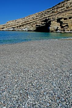 Matala Bay, Greece