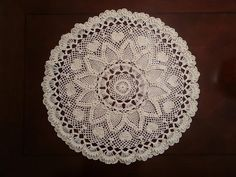 Romantic Pineapple Doily <i>крючком</i> Part 9 - Final Part - YouTube