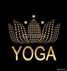 Lotus yoga icon logo vector concept - Buy this stock vector and explore similar vectors at Adobe Stock Free Vector Files, Vector Free, Lotus Logo, Concept, Yoga