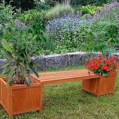21 Mejores Imagenes De Bancos De Madera Gardens Rustic Wood Y