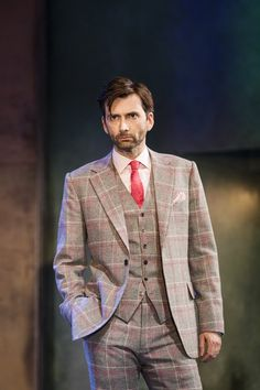 David Tennant in Don Juan in Soho (via @David_Tennant | Twitter)