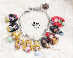 Disney Prinzessin Armband/Prinzessinnen/Disney von ZingaraCreativa