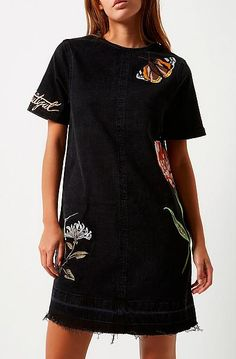 #dress #jurk #riverisland #embroidery #borduur #wehkamp #newfashion