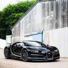 Chiron! | Photo by @rke_photography | #blacklist #bugatti #chiron