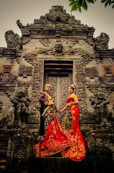 Balinese prewedding#museum Bali#chandraadi88 photography