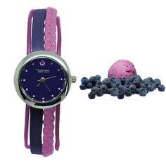 Blueberry Sorbet orologio-bracciale