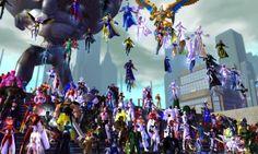 Chiude City of Heroes, dopo 8 anni di attività.