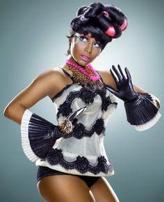 Nicki Minaj for Vibe Magazine Nicki Minaj Wallpaper, Kanye West Monster, Celebrity Photos, Celebrity Style, Nicki Minaj Pictures, Vibe Magazine, American Rappers, Iggy Azalea, Celebs