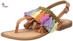 Gioseppo  Onl Tirina, Tongs pour femme différents coloris 39 EU - Chaussures gioseppo (*Partner-Link)