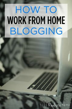 How to Work From Home Blogging: Love this! I was thinking about starting a blog and this interview helped answer all my questions! So inspiring!!