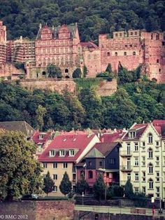 Heidelberg Germany, my Step-Mother's Mother and Brother are from Heidelberg. Spent a lot of time here.