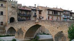 Valderrobres. Teruel. Spain