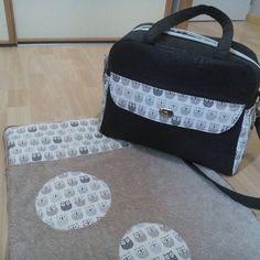 @de_pics_en_aiguilles sur Instagram: Mon premier sac à langer Boogie de @patrons_sacotin . #sacalanger #diy #faitmain #sacotin #sacbebe