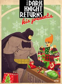 Awesome Art We've Found Around The Net: Merry Christmas 2013 Edition - Movie News | JoBlo.com