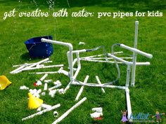 Provide hours, days, months, even years of fun for your kids and their friends! Find out what to buy and how to easily modify PVC pipes for kids.