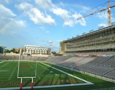 There's a pot of gold at the end of this rainbow: The Cougar Football Project.