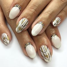 Nails by Chicago @astrowifey