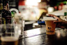 #harleydavidson #biker #bar #beer