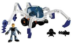 Fisher-Price Imaginext Space Feature - Spider Vehicle