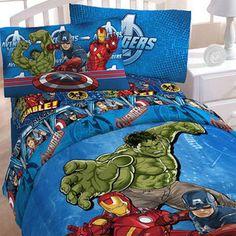 iron man twin bedding - Google Search