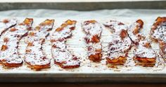If you've ever had millionaire's bacon —essentially candied bacon — you know that bacon can, as crazy as it seems, actually be improved upon. Think of this recipe as an even better, beery take on that. Because beer makes pretty much