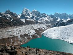 Mount Everest 3 High Passes Trek in Nepal